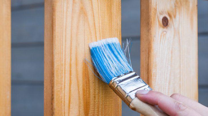 l'entretien de la terrasse en bois
