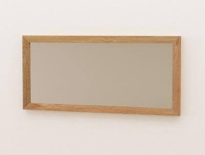 miroir en teck pour salle de bain Kayumanis