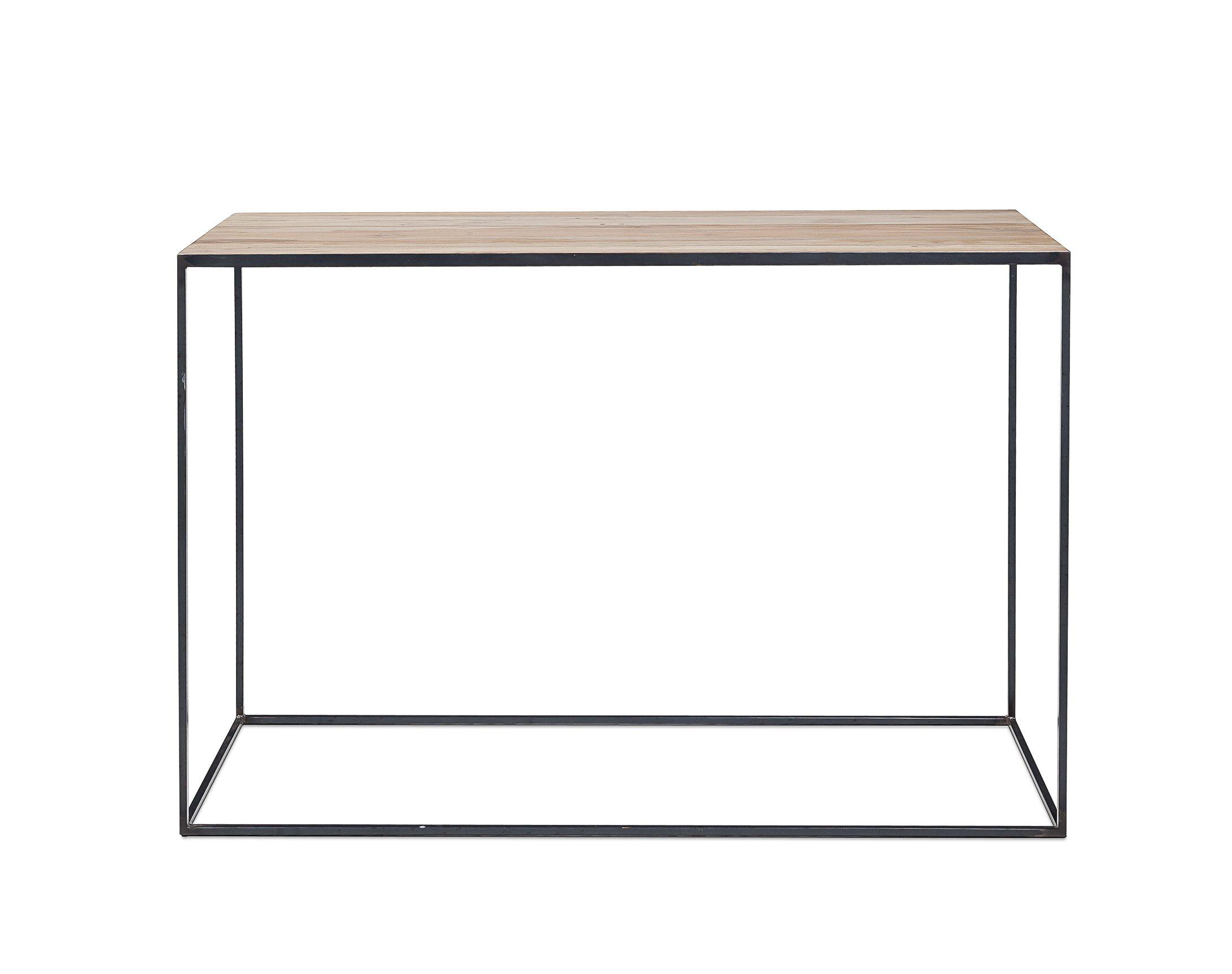 meuble console en teck - onetwo de Kayumanis