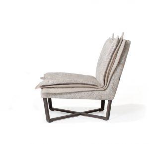 Fauteuil confortable et design - FLO - Kayumanis