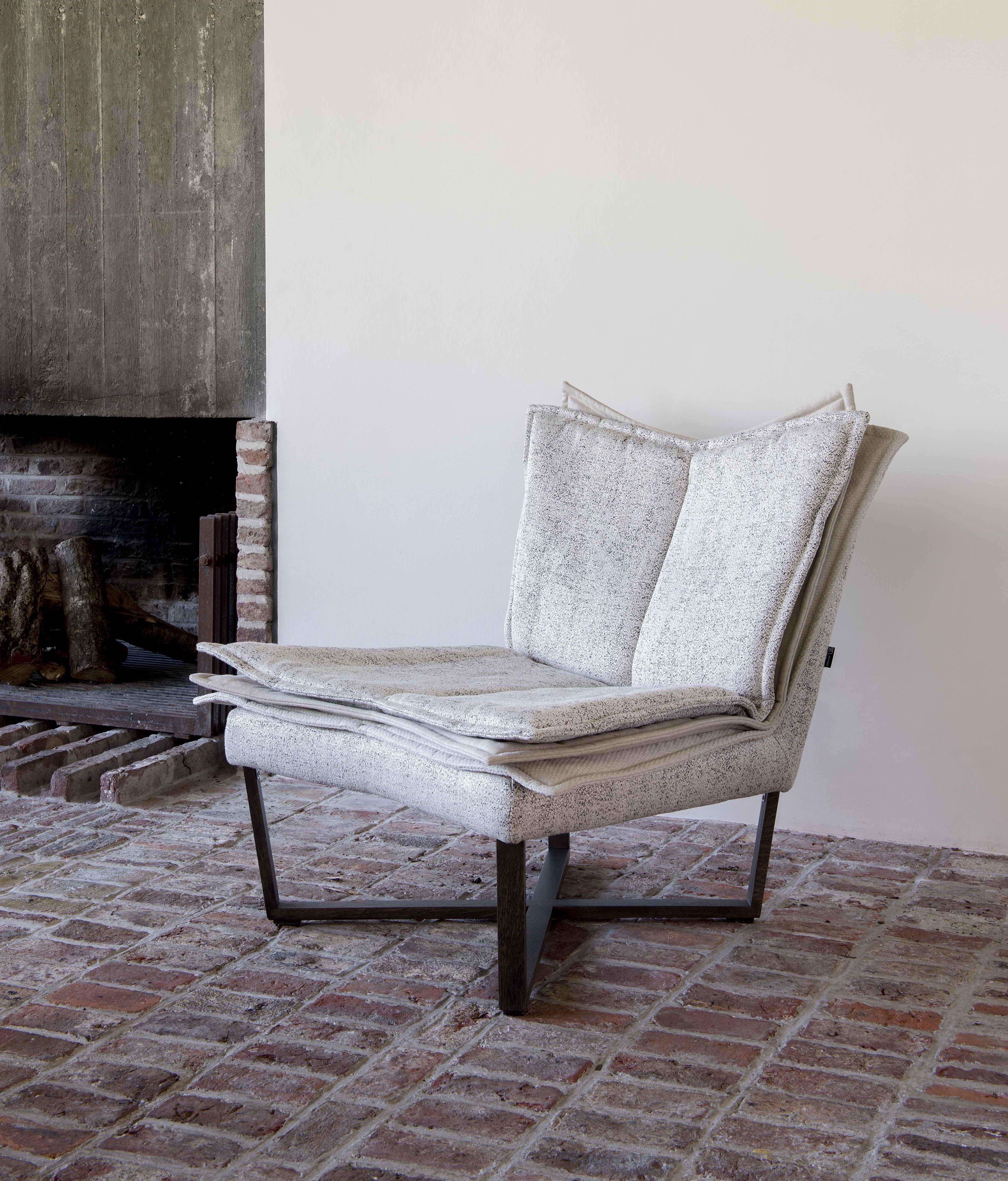 Chaise design et confortable - FLO - Kayumanis