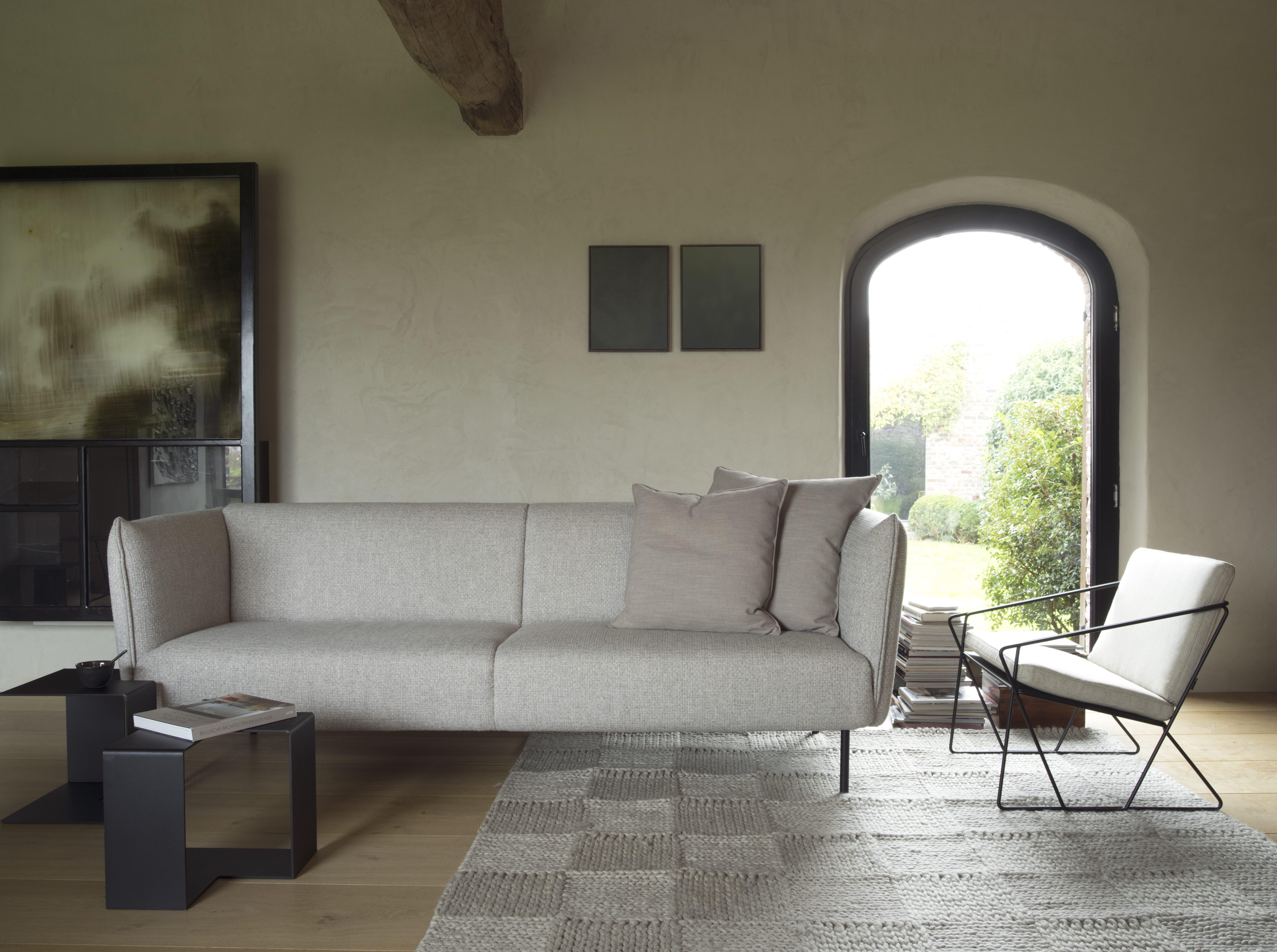 Canapé design et formes épurées - LOU - Kayumanis