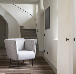 Fauteuil design et confort - LOU - Kayumanis