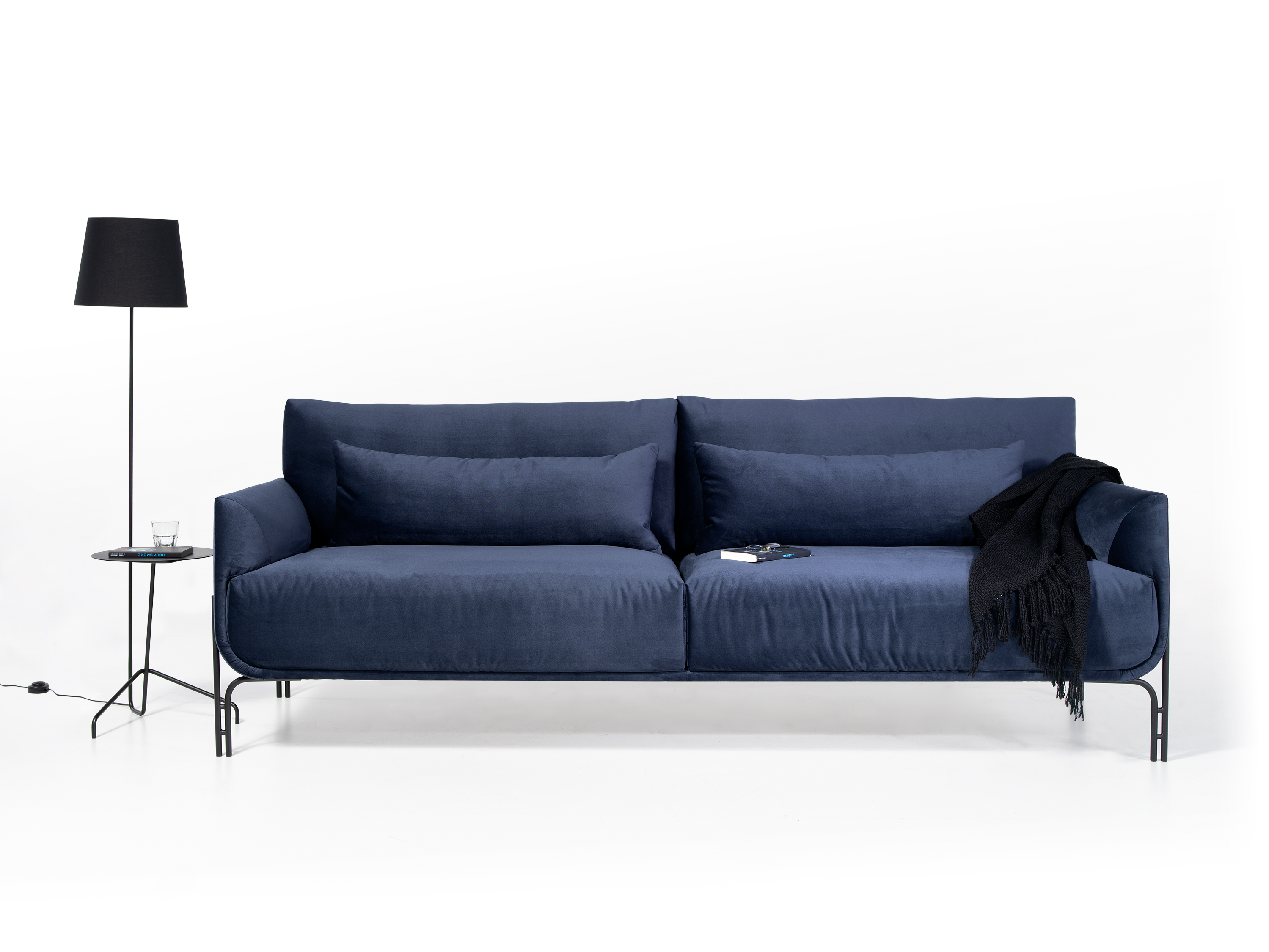 Canapé esthétique et confortable - LUCIE - Kayumanis