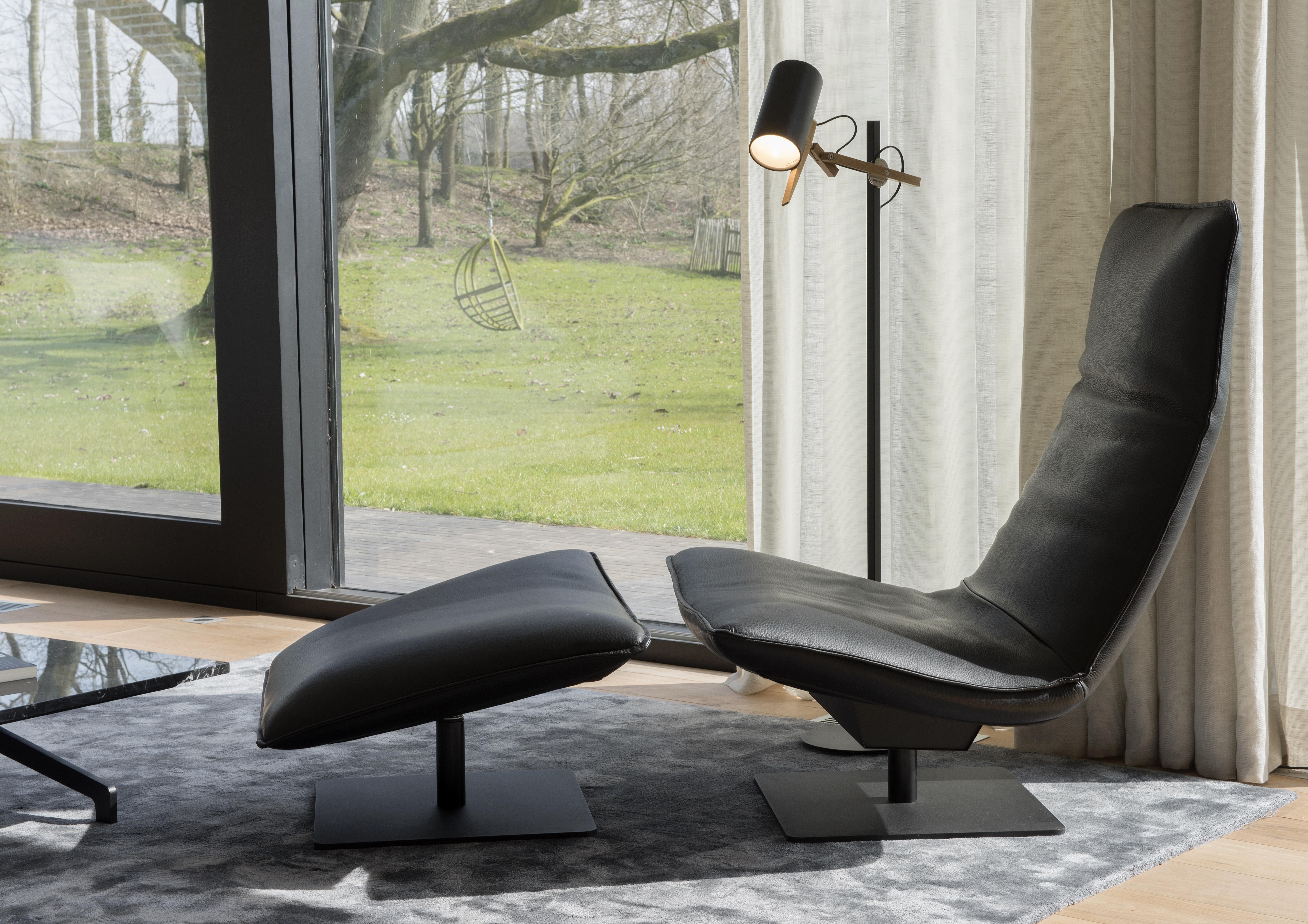 Fauteuil en cuir et réglable au confort optimal - LE SAC - Kayumanis