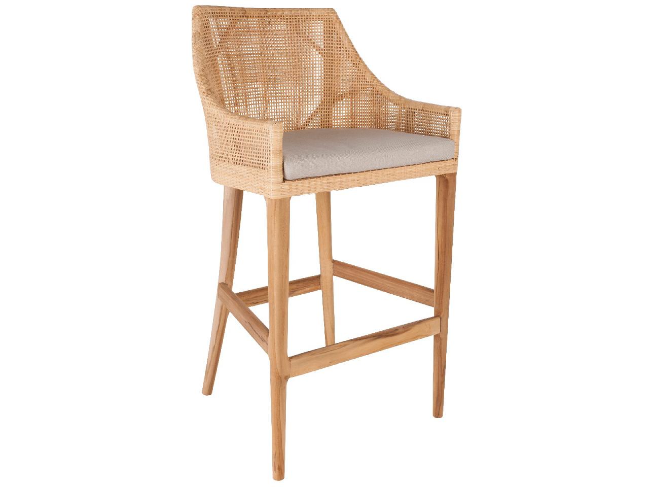 Chaise haute bohème - SAIGON - Kayumanis