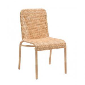 Chaise d'intérieur et d'extérieur - TOBAGO - Kayumanis
