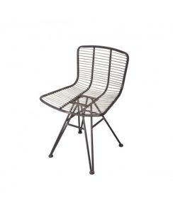 Chaise design et confortable - industrielle - Kayumanis