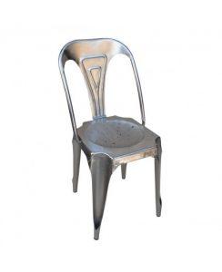 Chaise au style industriel - FER ANTIQUE - Kayumanis