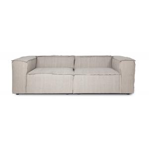 Grand canapé confortable - BACH 220cm - Kayumanis