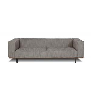 Canapé design en teck - VIVALDI - Kayumanis